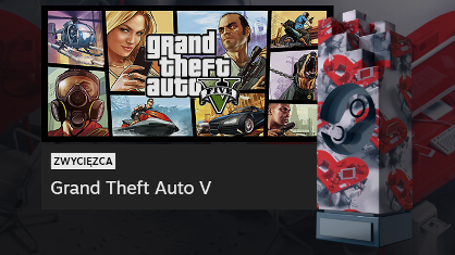 GTA V z nagrodą Steam Awards 2018